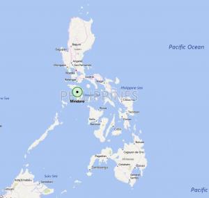 mindoro-map